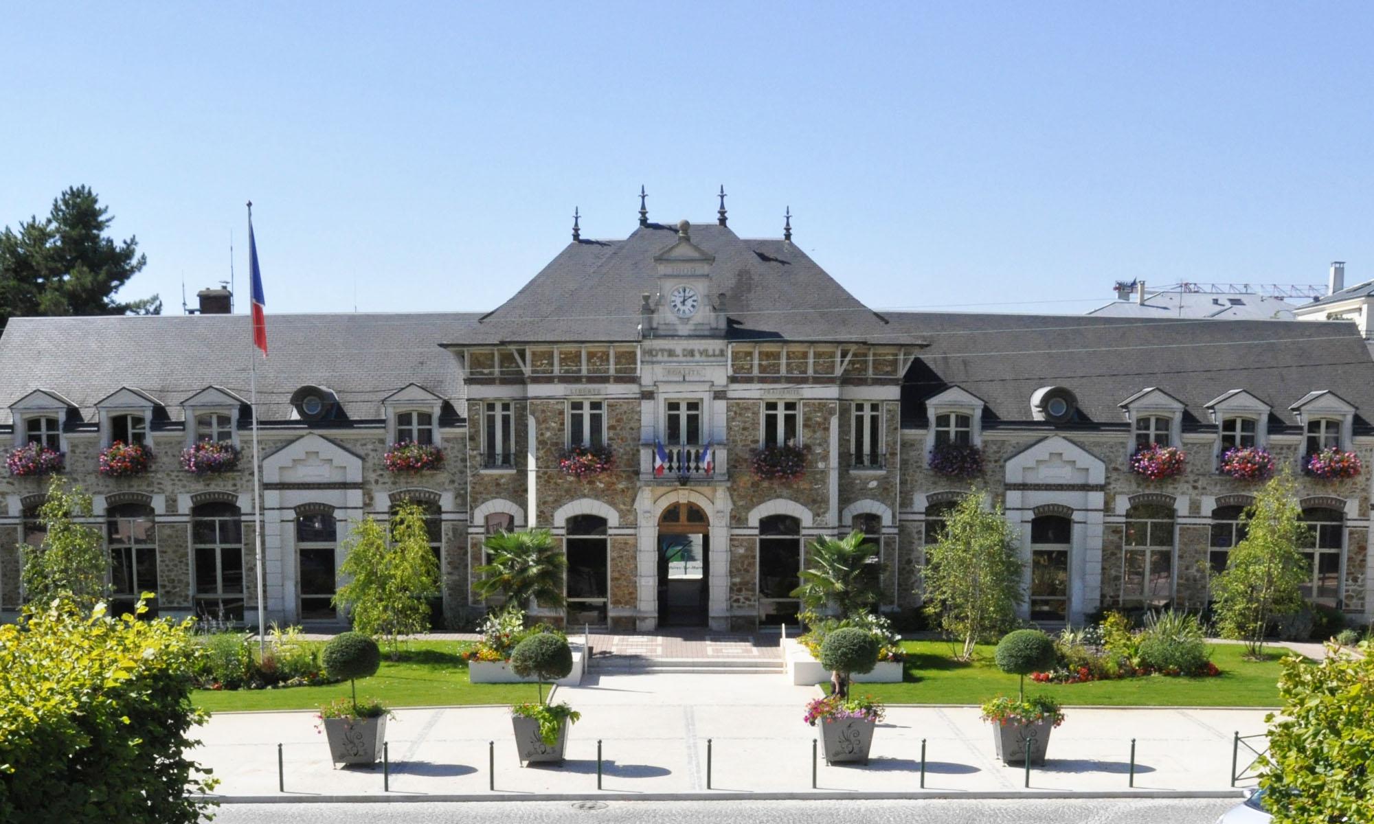 Ville de Vaires-sur-Marne
